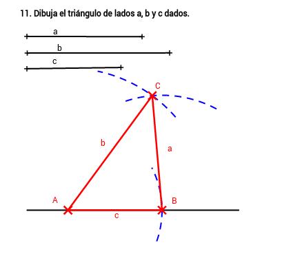 EPV3.03b.Triángulo dados tres lados.