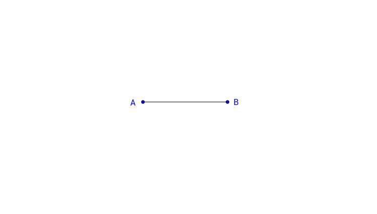 Costruzione di un triangolo equilatero