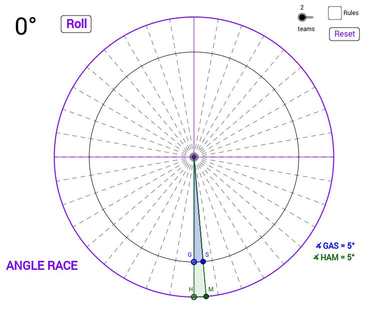 Angle Race