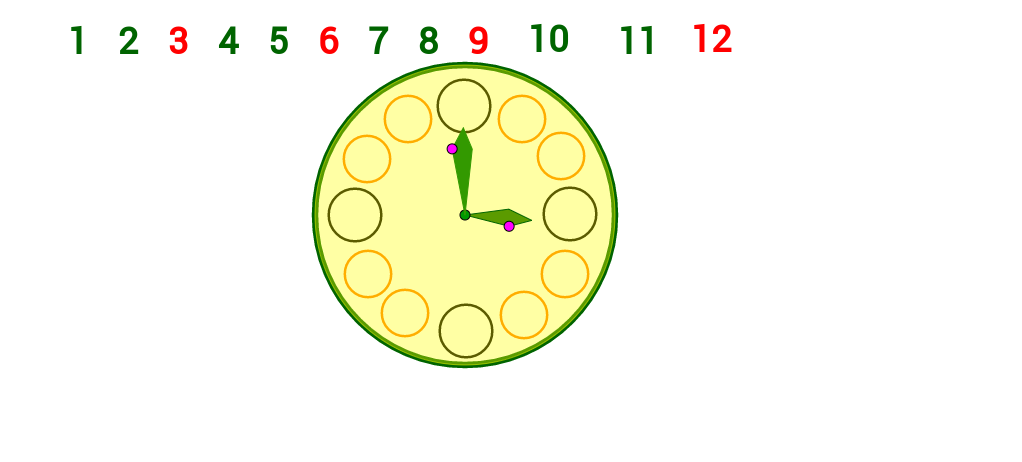 Rellotge (quarts i hores)