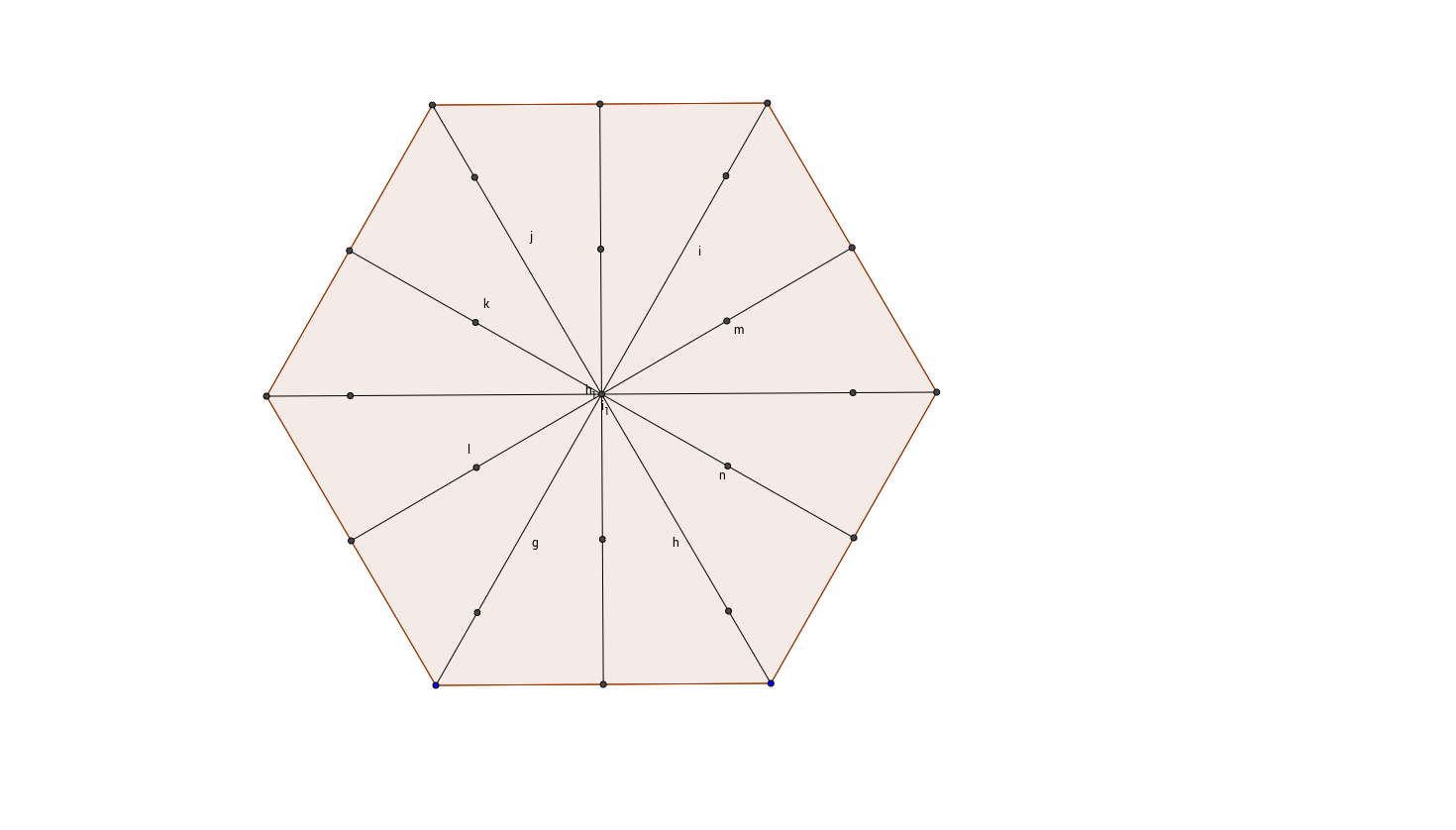 Step 2: Creating Midpoints and Line Segments