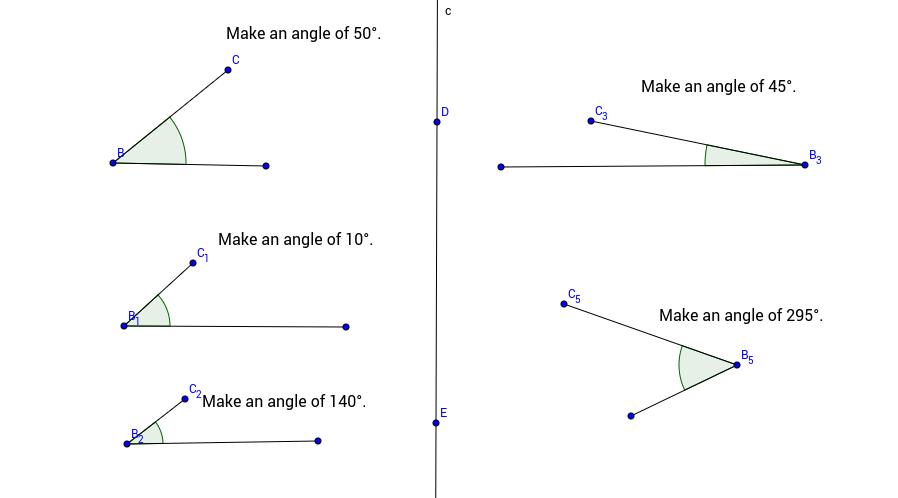 Angles 2