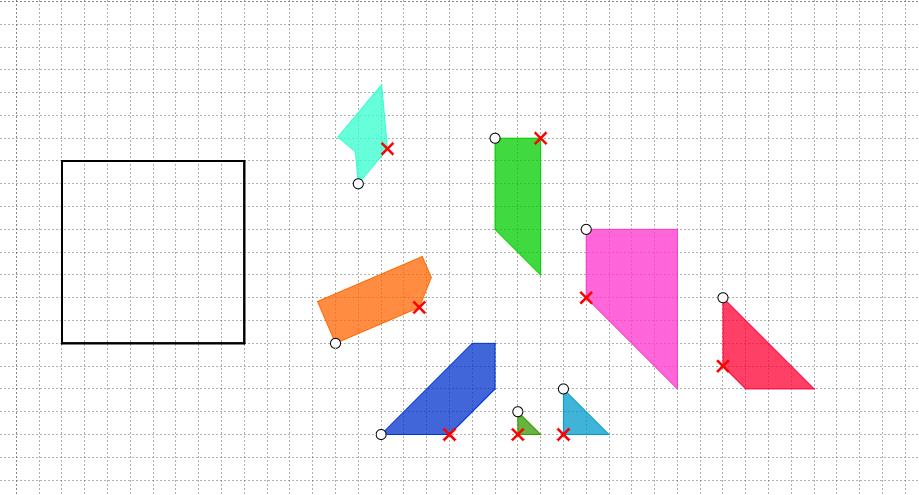 I nostri «tangram» (Giulia)