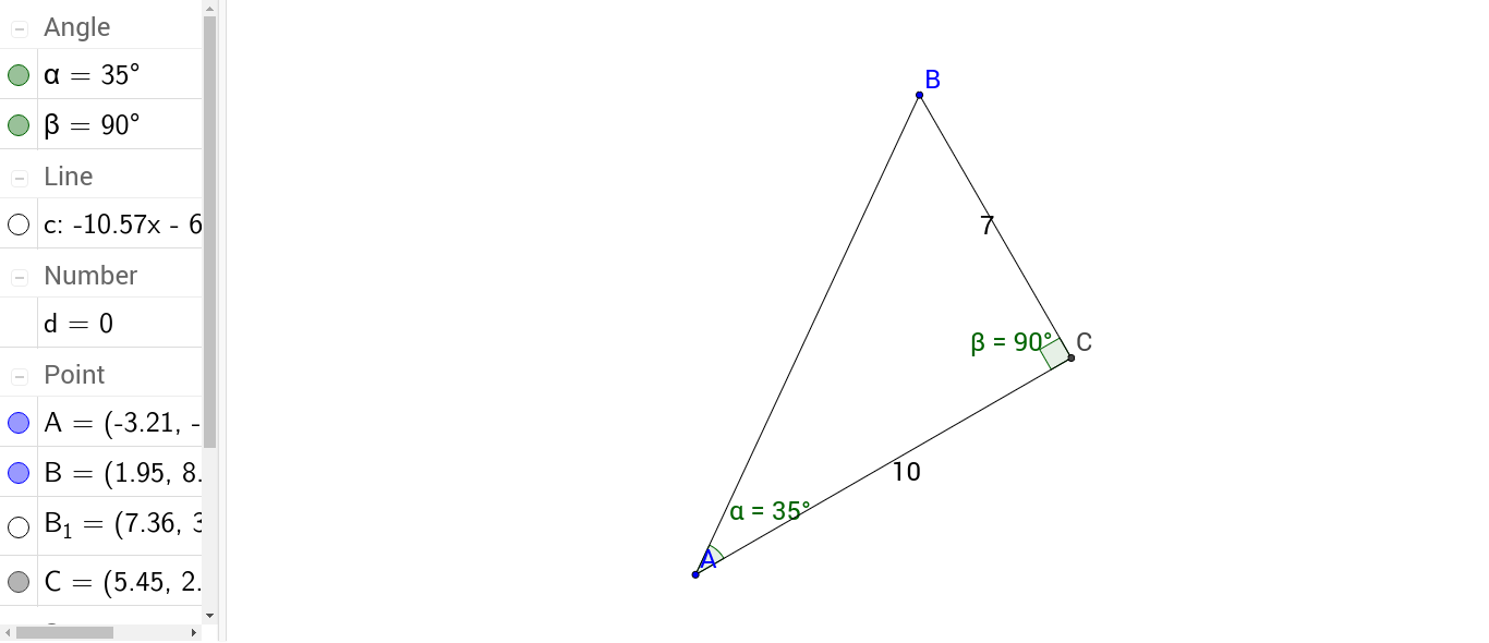 worksheet Tangent Ratio Worksheet 35 degree tangent ratio geogebra