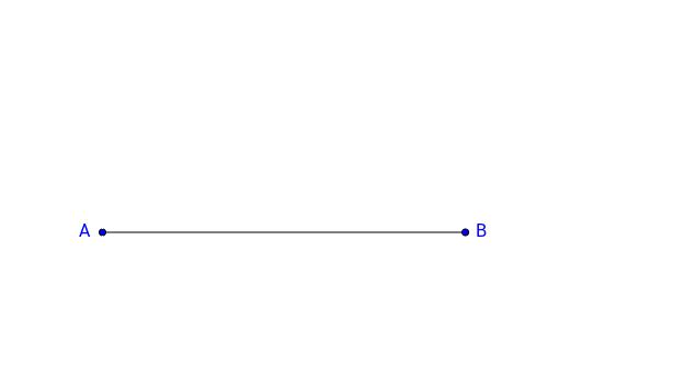 Costruzione di triangoli inscritti in una semicirconferenza