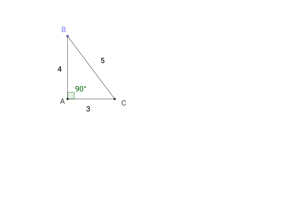 Converse of Pythagorean Theorem