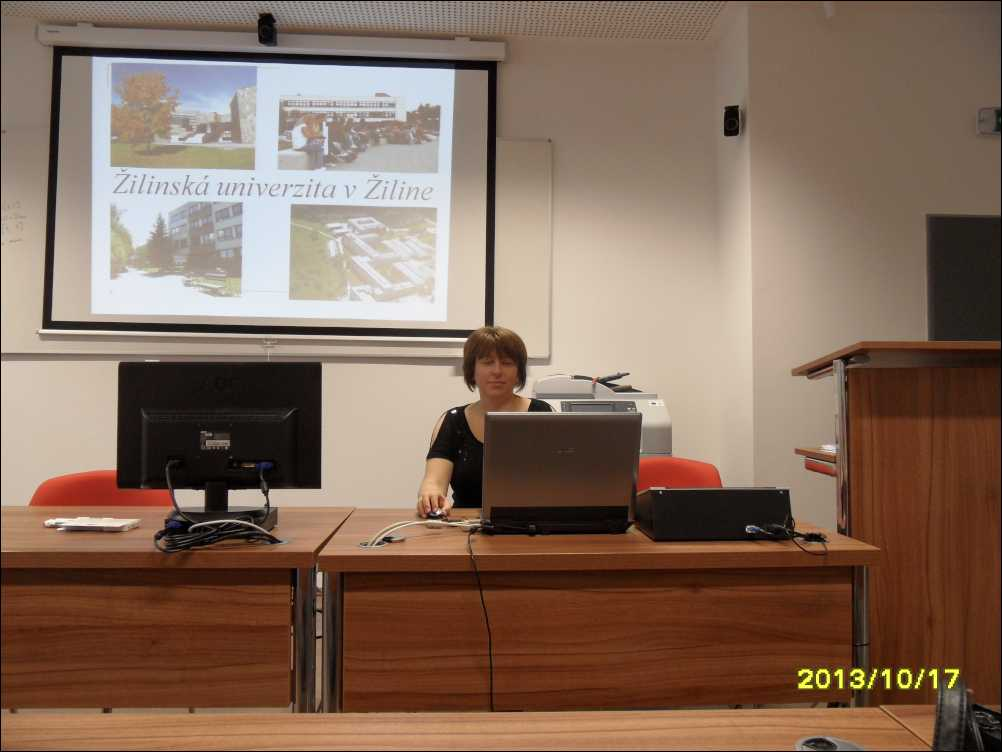 Viera Čmelková 2013