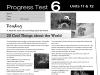 A2 Progress Test 6.pdf