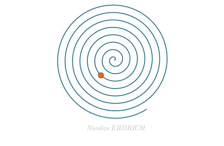 Spirale d'Archimède