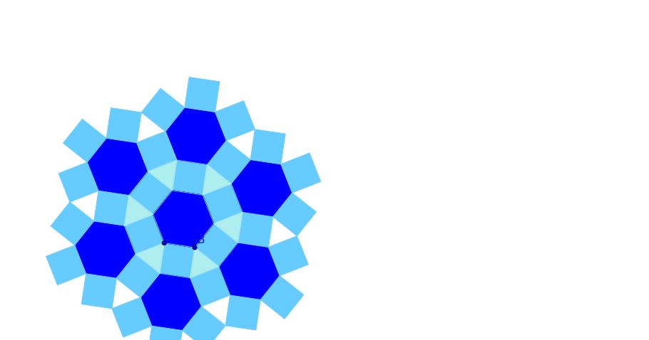 Semi-Regular Tessellation {6, 4, 3, 4}