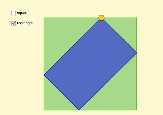 '...in a square'
