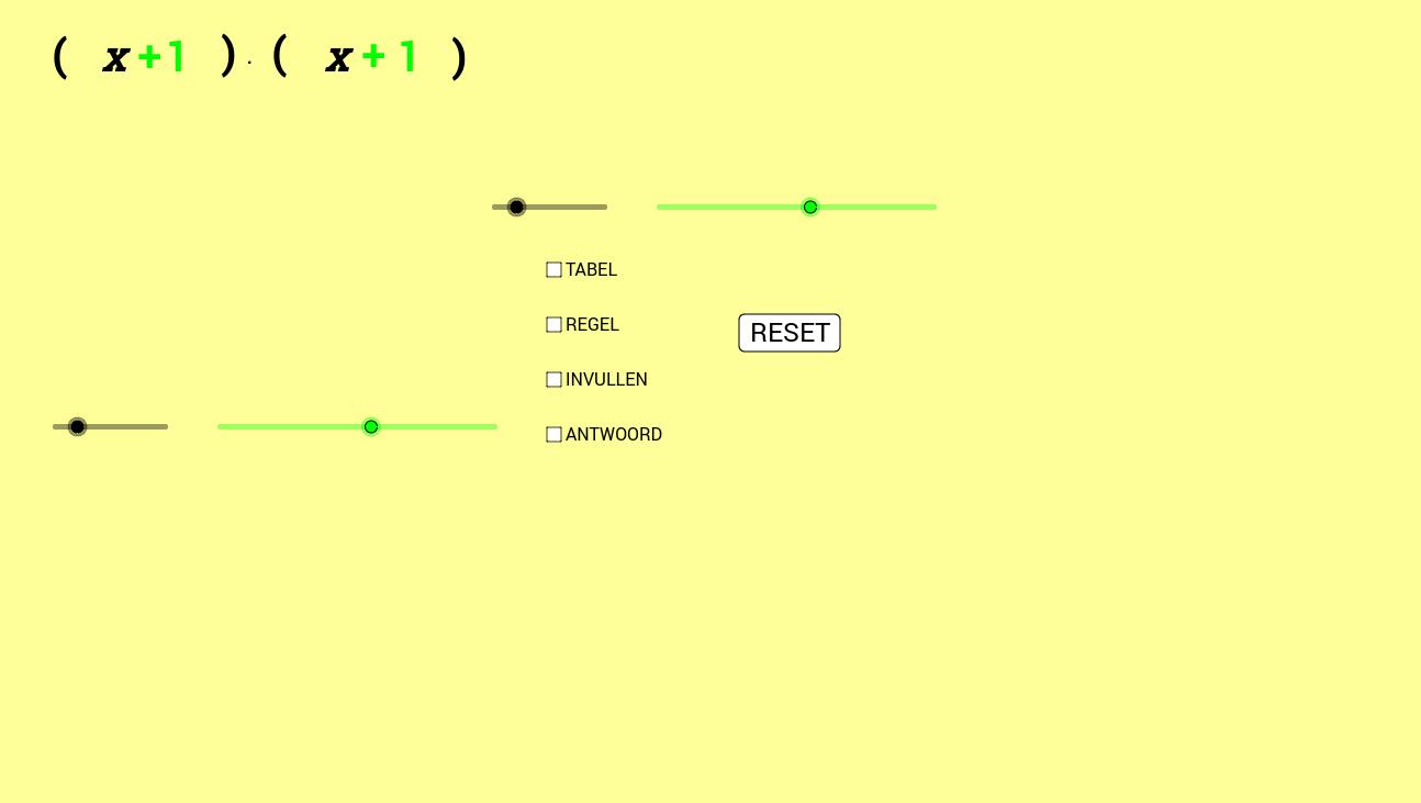 2-term x 2-term (dubbeltabel)