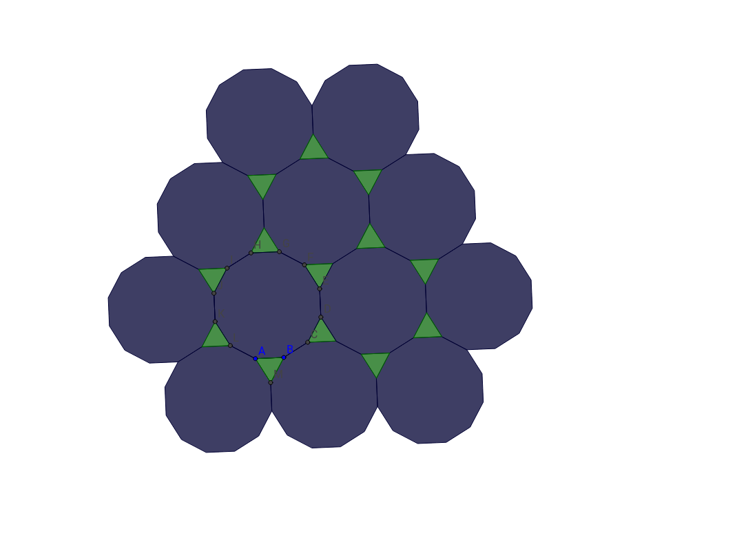 Semi-regular Tessellations Collection