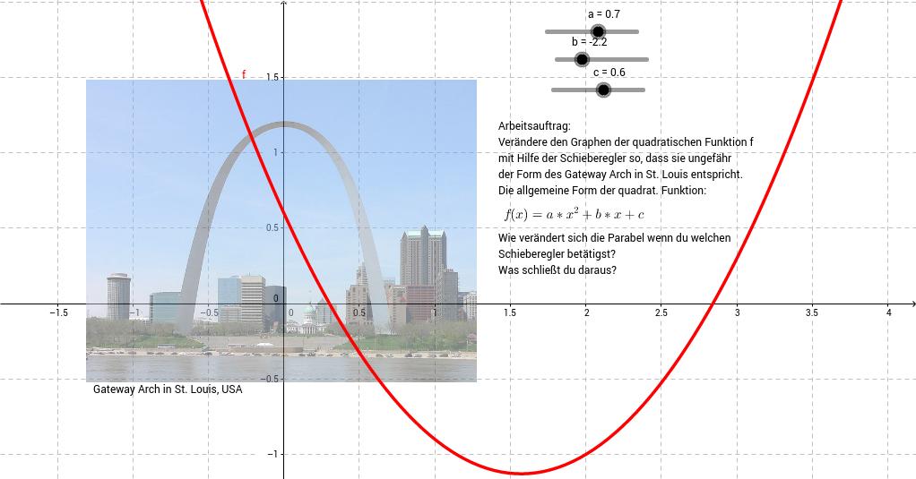 Graph an Bild anpassen