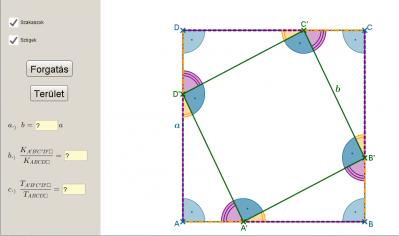 Négyzetben négyzet 1.