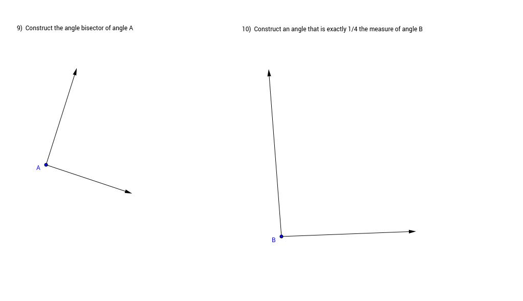 Sec 1.6 Problem Set #'s 9&10