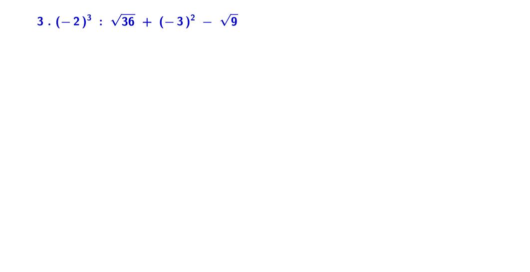 Matrix 1 - Getallenleer - 27 a
