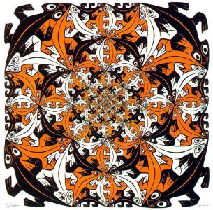 L'infinito nel finito, secondo Escher