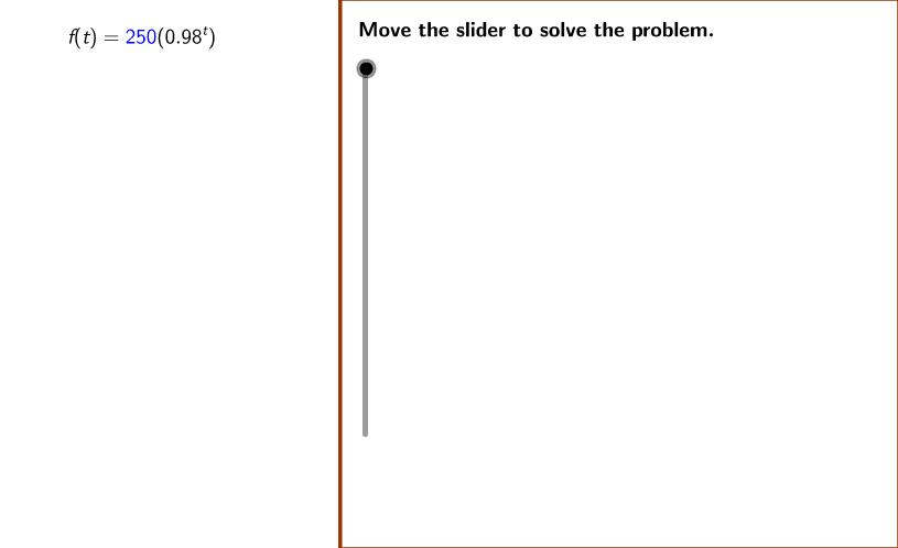 UCSS Math II 2.4.1 Example 1
