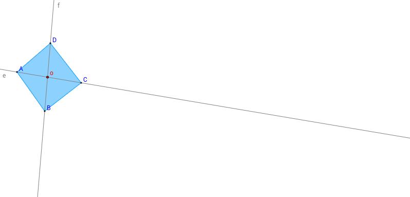 Herramienta personalizada: diagonales de un cuadrilátero