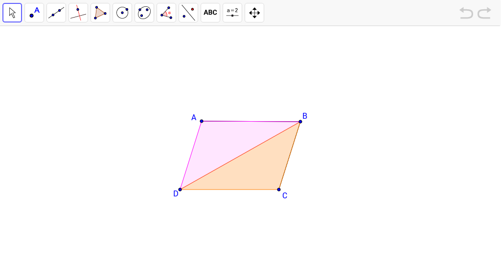 Write a sequence of transformations that maps triangle ABC onto triangle A''B''C''.?