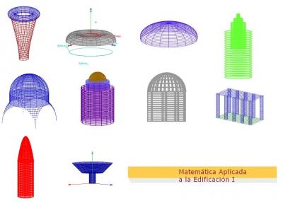 Matemática Aplicada a la Edificación I