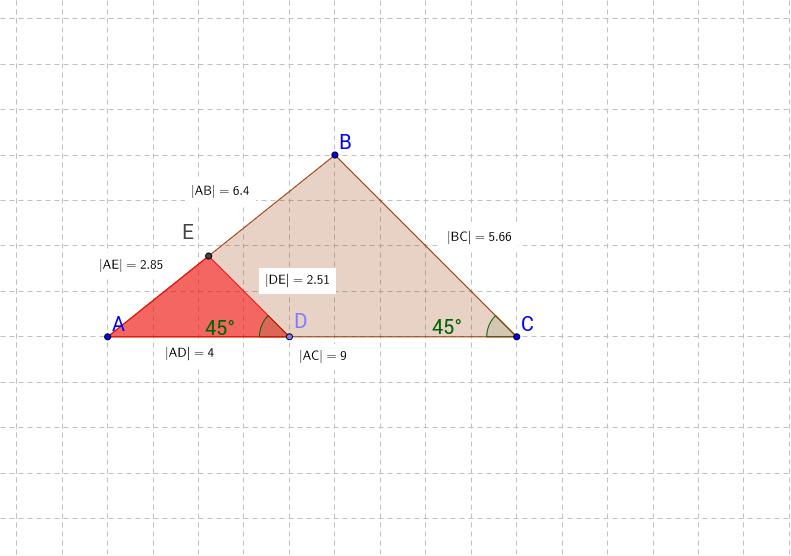 Undersøgelse af trekanter