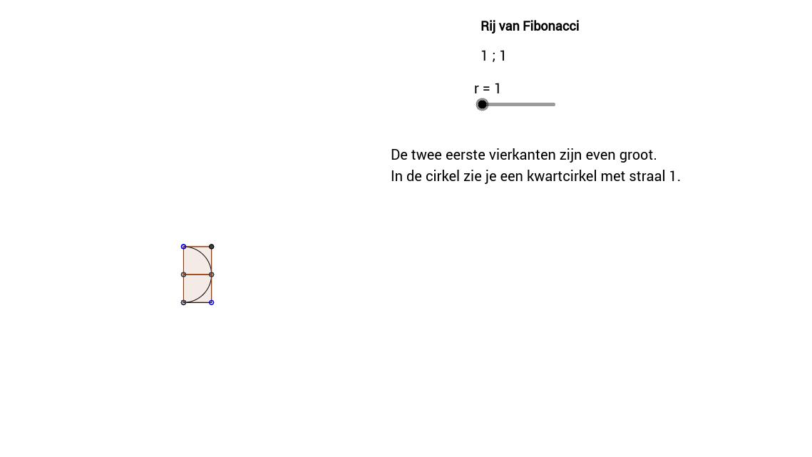 Rij van Fibonacci. Inzicht