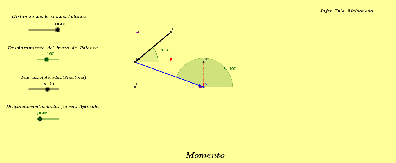 """Momento """"Concepto"""""""