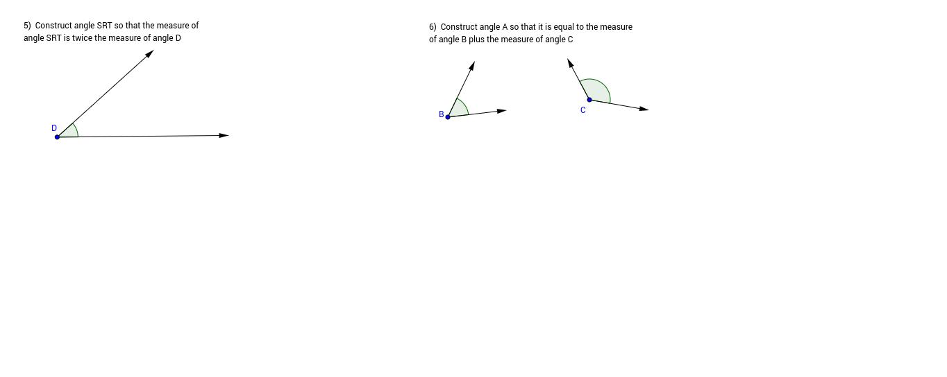 Sec 1.6 Problem Set #'s 5&6