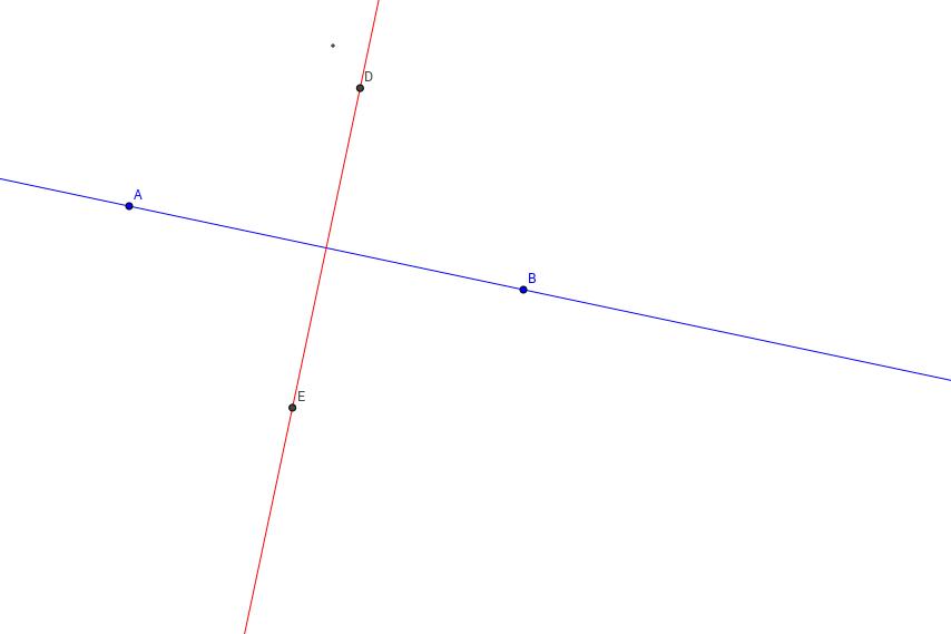 Intro demo perpendicular bisector