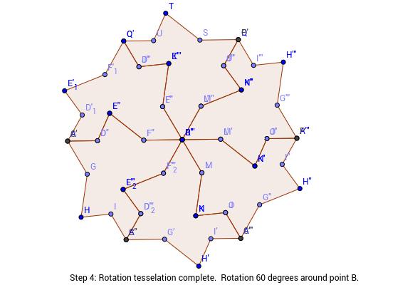 Tessellation #2 Part 4