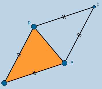 Rhombus Template (Scaffolded Discovery)