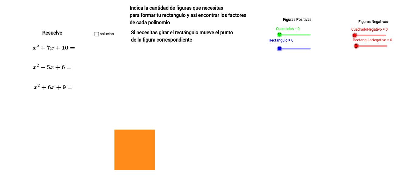 factorizar  usando geometria (4)