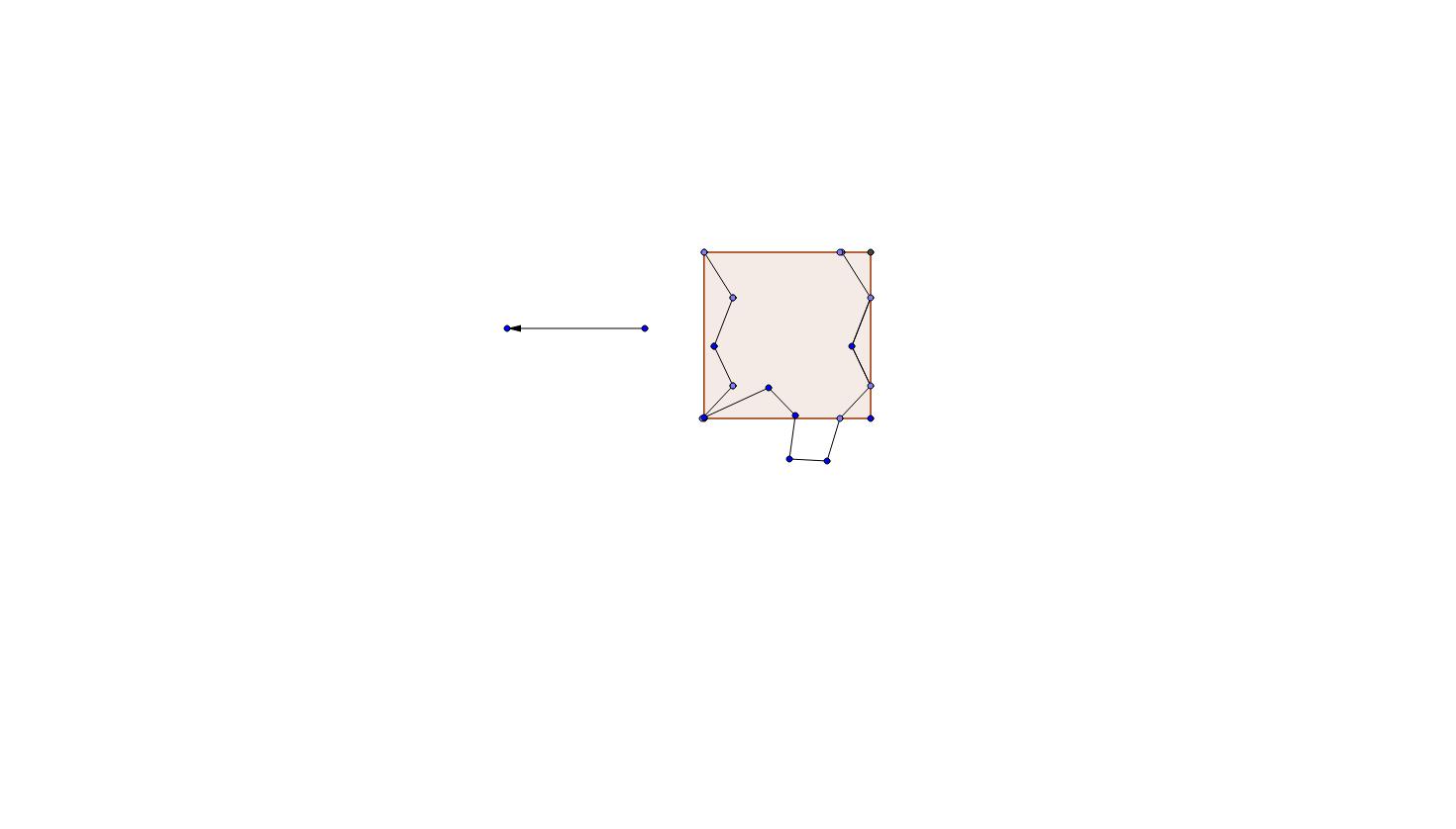 Tessellation Step 3: Create bottom side