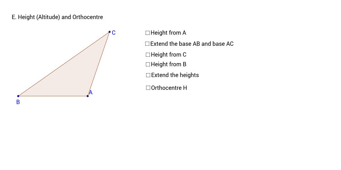 E. Height 2