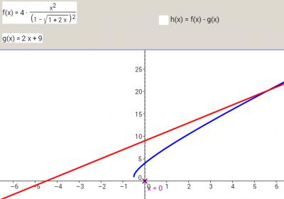 Nehezebb egyenletek, egyenlőtlenségek 2.