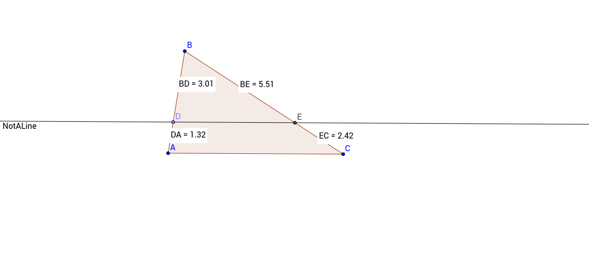 6.5 Triangle Proportion