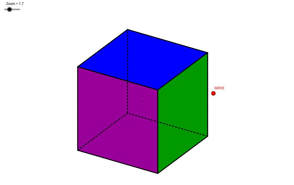 Cube en 3D