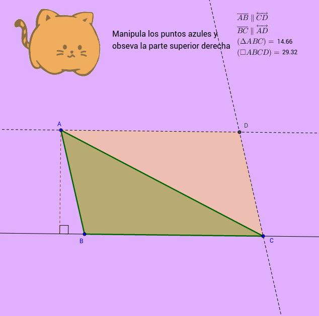 Area del Triangulo
