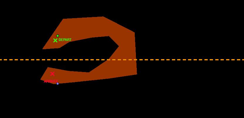 Le parcours du symétrique 2/4