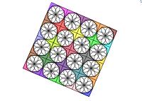 Pythagorean Tiling