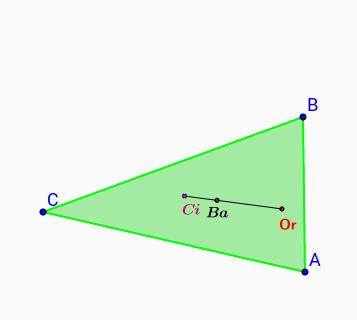 Recta de Euler en tetraedros ortocéntricos