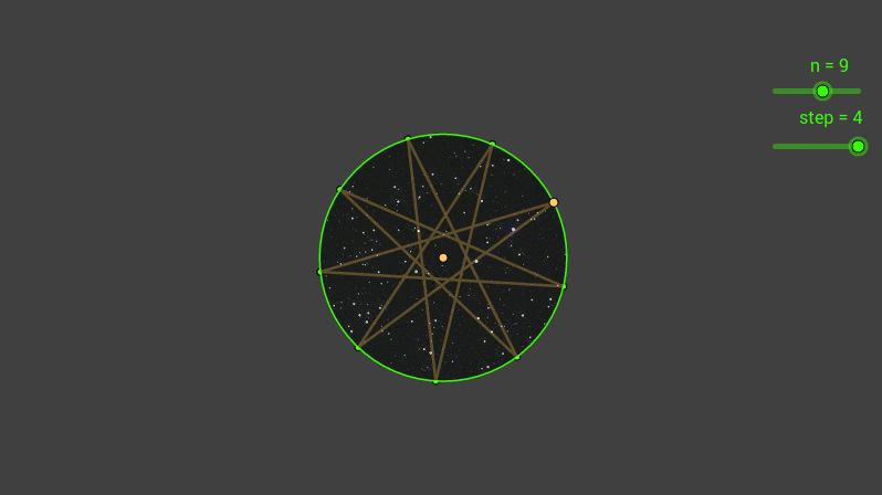 regular star polygons