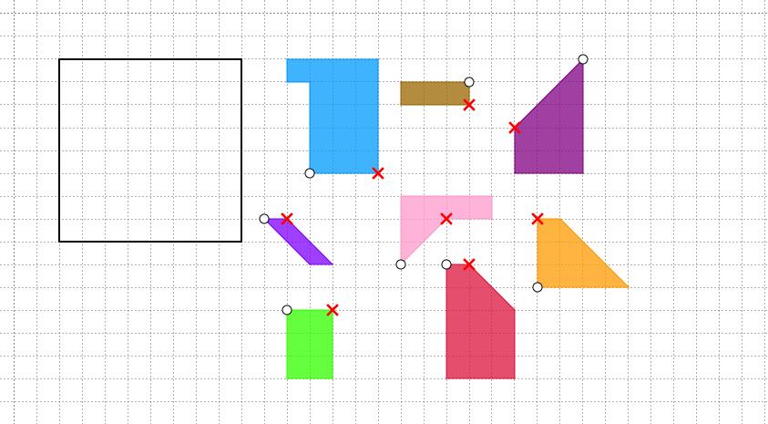 I nostri «tangram» (Jonida)