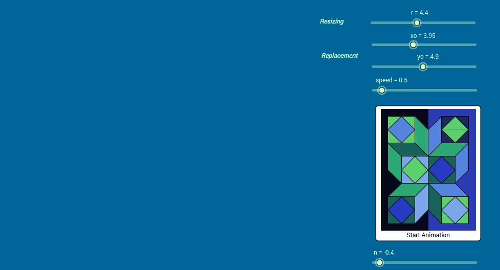 Vasarely Op-Art: Untitled (4)