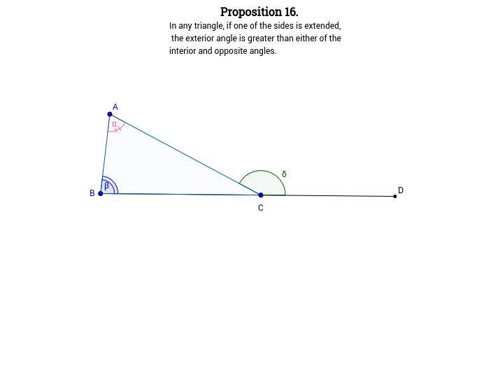 Elements I: Proposition 16