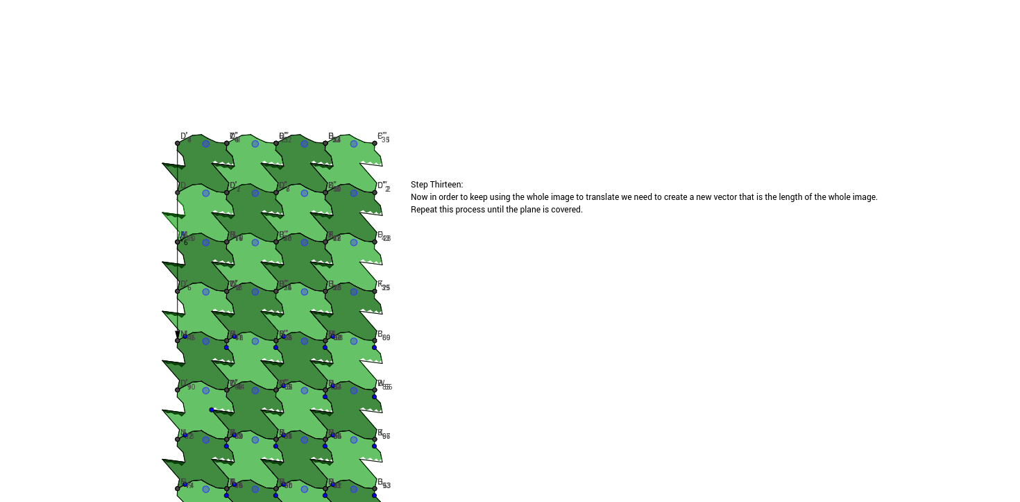 Translation Tessellation Step 13c