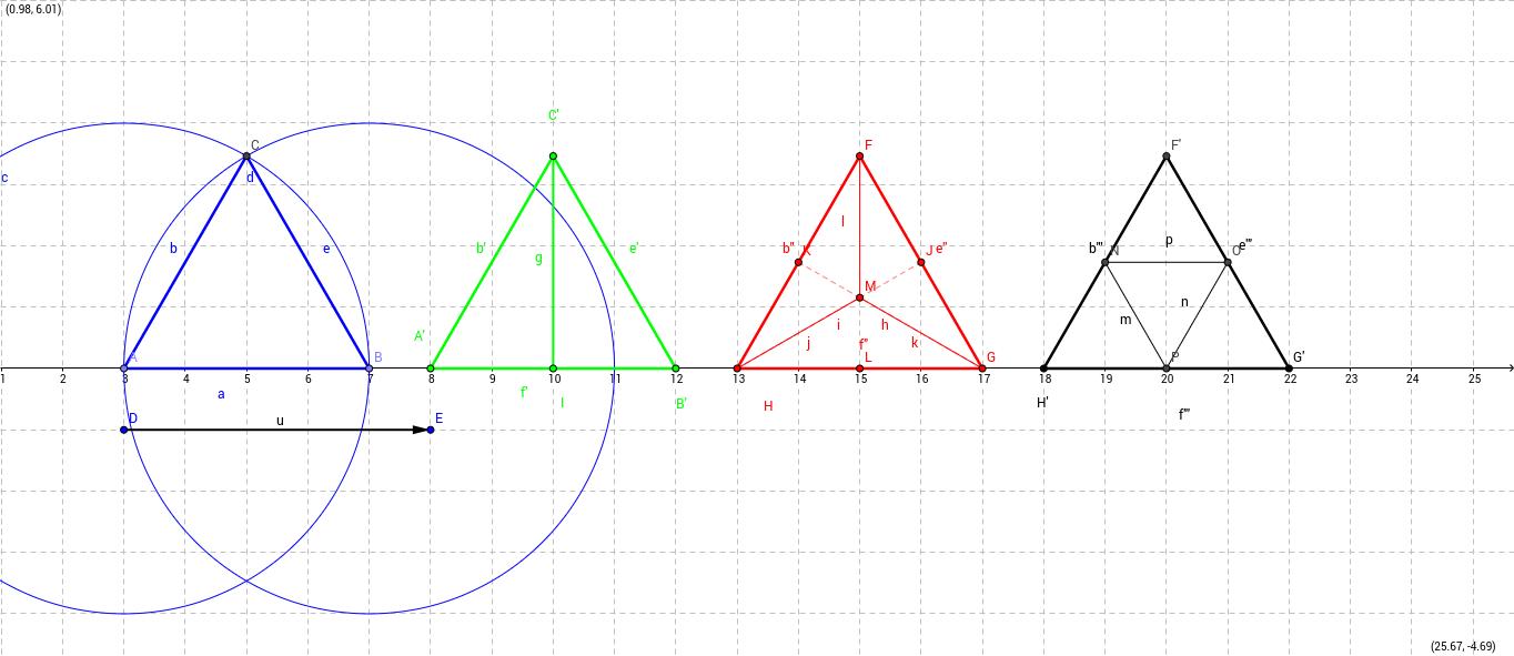 Triangoli generici ed altre figure geometr…