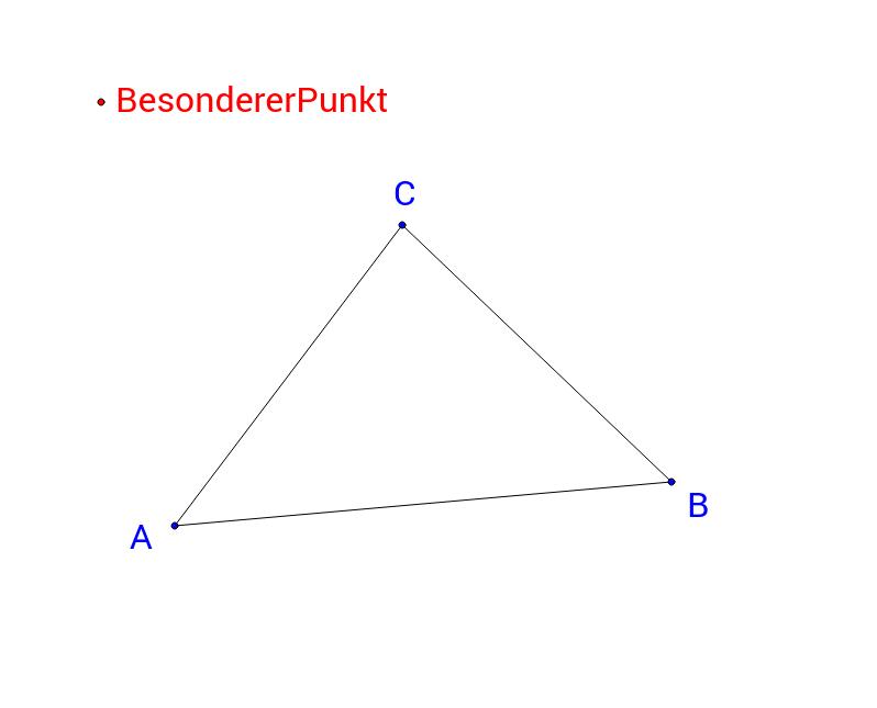 Höhen im Dreieck